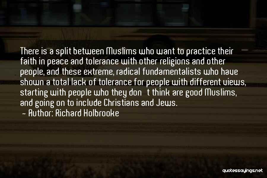 Richard Holbrooke Quotes 682083