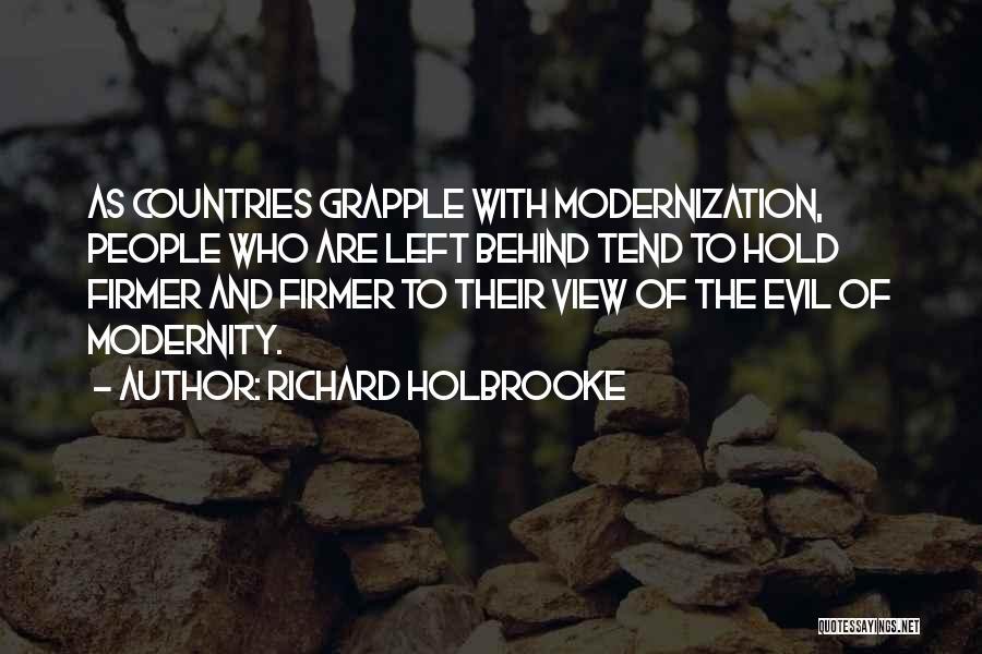 Richard Holbrooke Quotes 889633