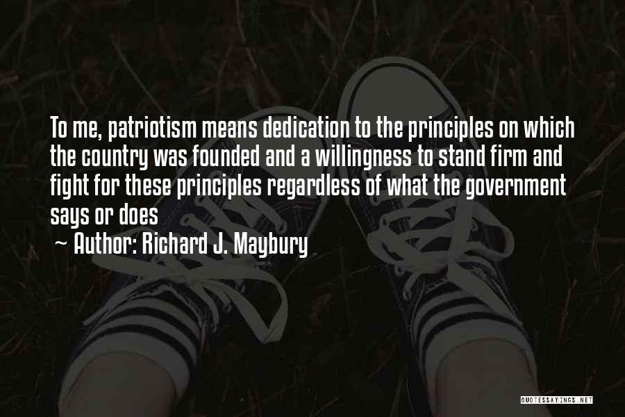 Richard J. Maybury Quotes 1340737
