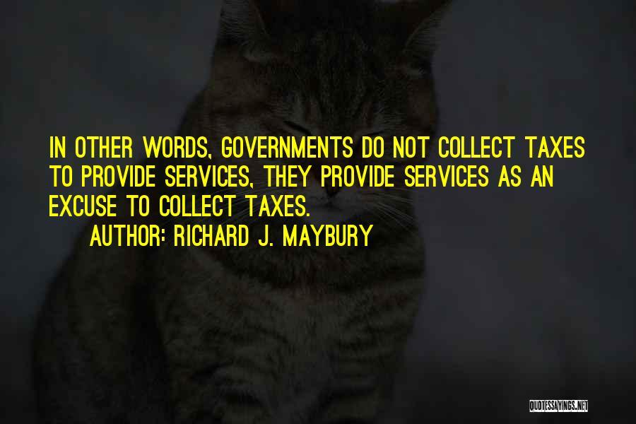 Richard J. Maybury Quotes 1980584