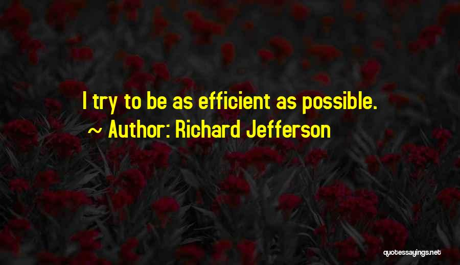 Richard Jefferson Quotes 1388918