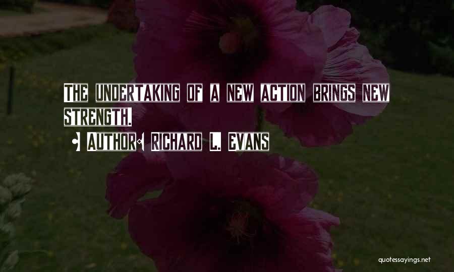 Richard L. Evans Quotes 1647841
