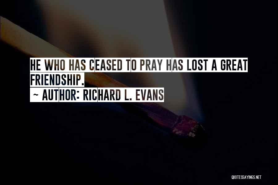 Richard L. Evans Quotes 1720953