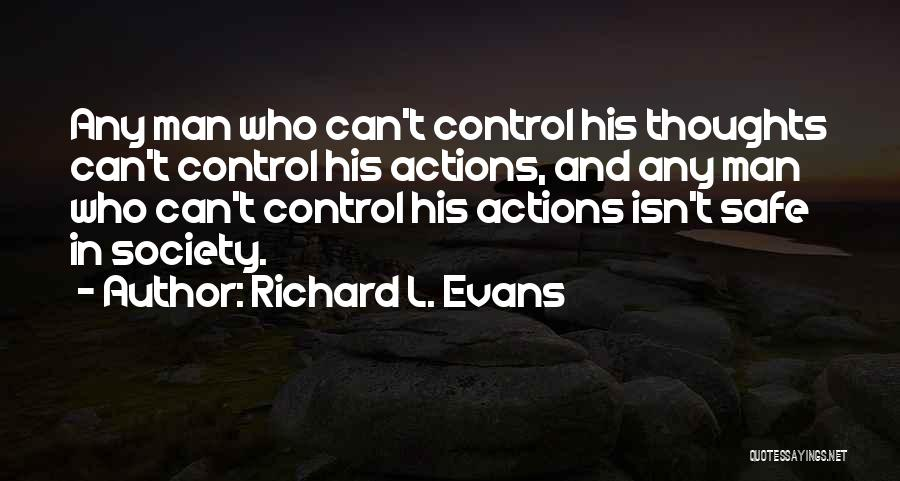 Richard L. Evans Quotes 1833117