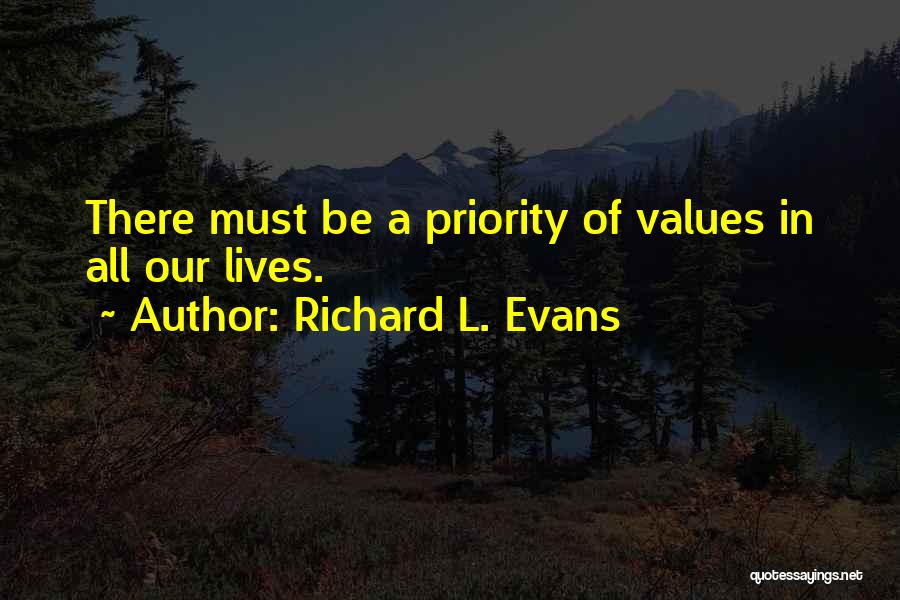 Richard L. Evans Quotes 2020992
