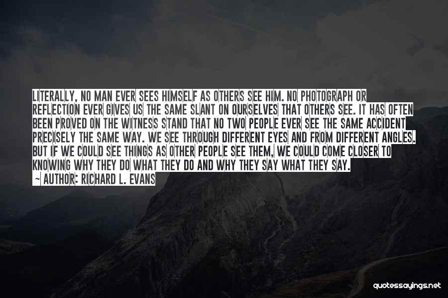 Richard L. Evans Quotes 2022693