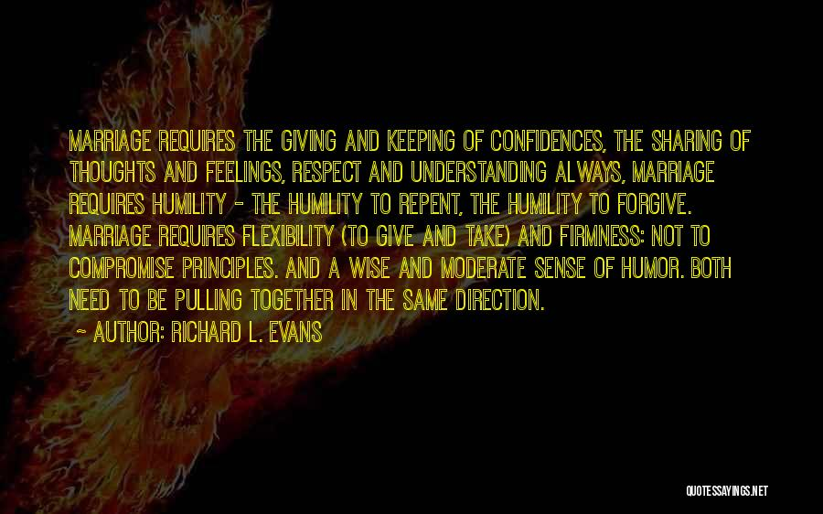 Richard L. Evans Quotes 2110360