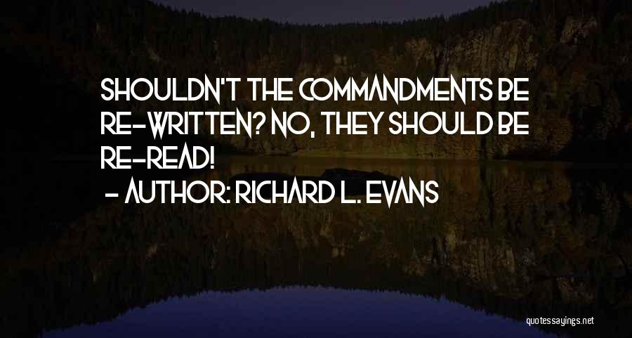 Richard L. Evans Quotes 923869