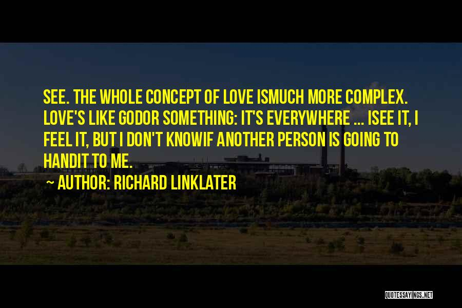 Richard Linklater Quotes 1681257