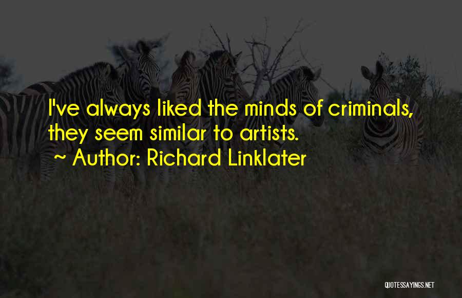 Richard Linklater Quotes 1847077