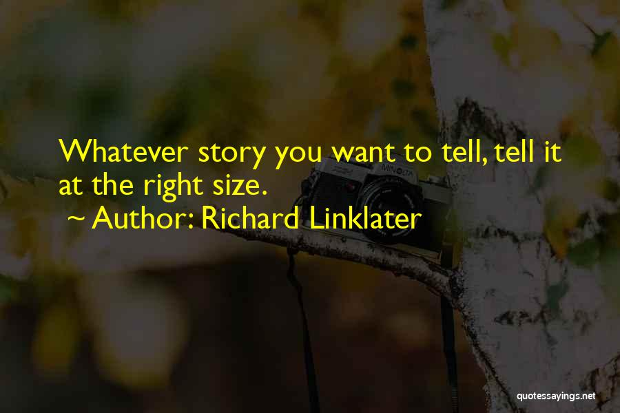 Richard Linklater Quotes 1907191