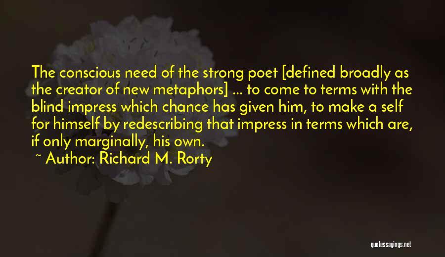 Richard M. Rorty Quotes 1693690