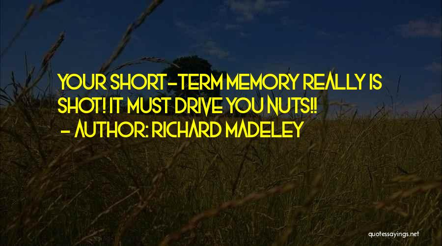 Richard Madeley Quotes 2261924