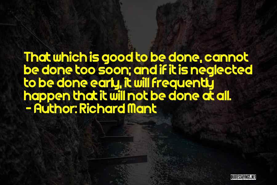 Richard Mant Quotes 1404221
