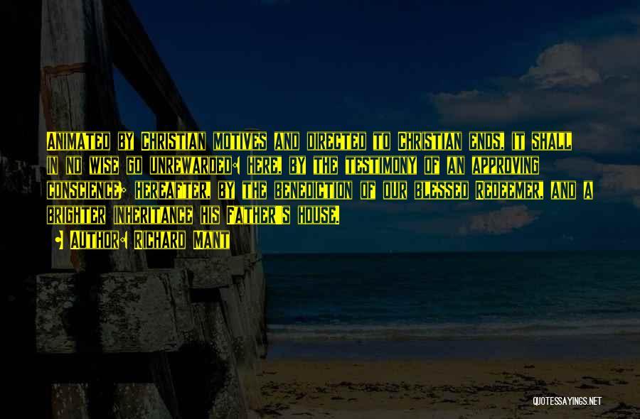Richard Mant Quotes 2214649