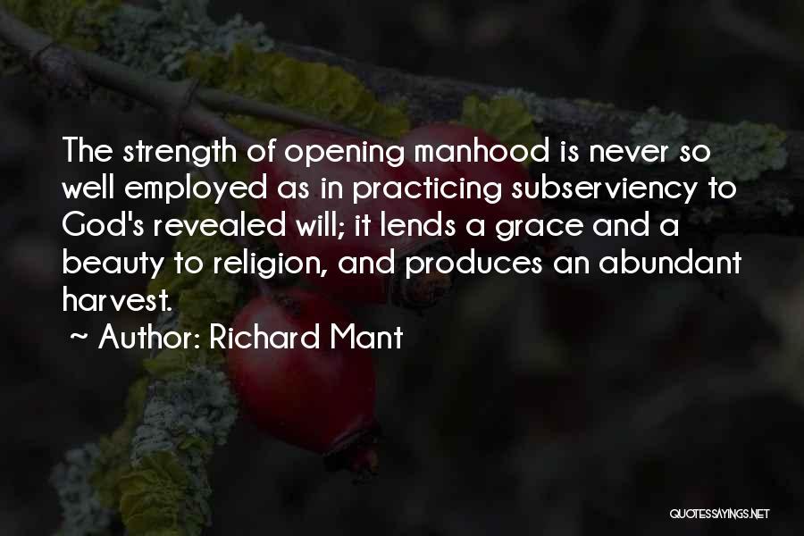 Richard Mant Quotes 407380