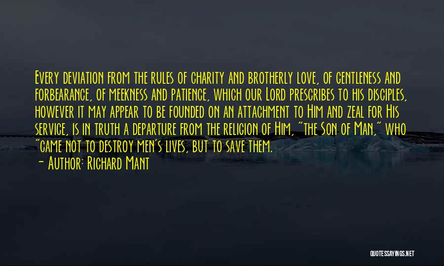 Richard Mant Quotes 820087