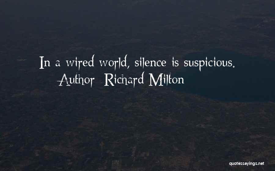Richard Milton Quotes 2169714
