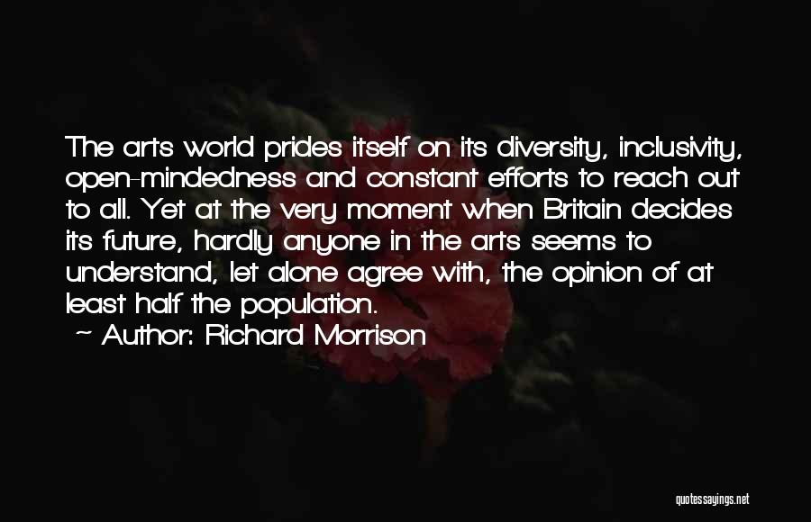 Richard Morrison Quotes 1897192