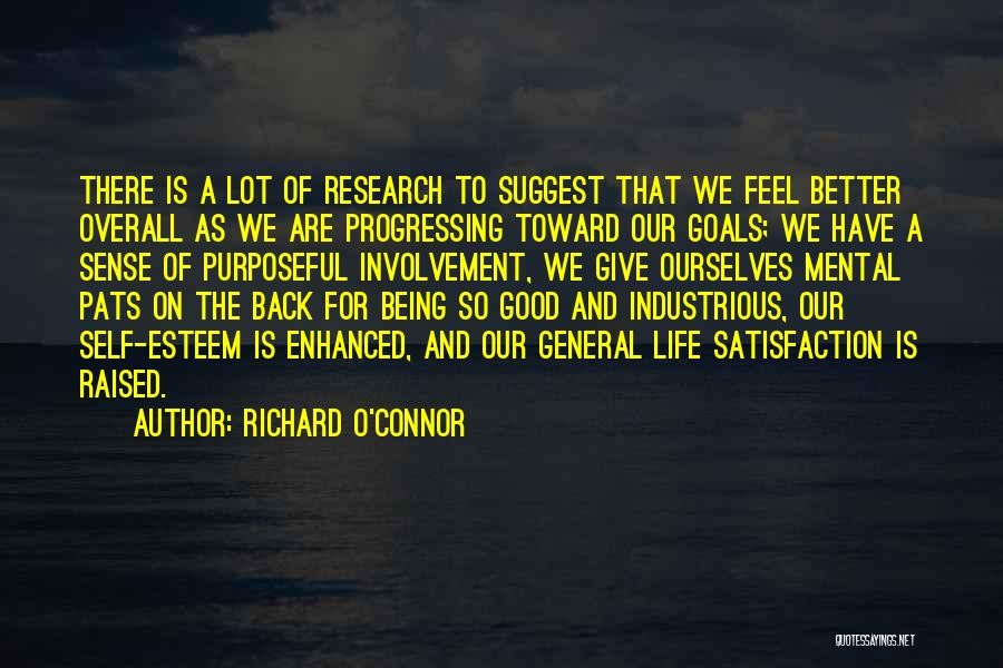 Richard O'Connor Quotes 1879375
