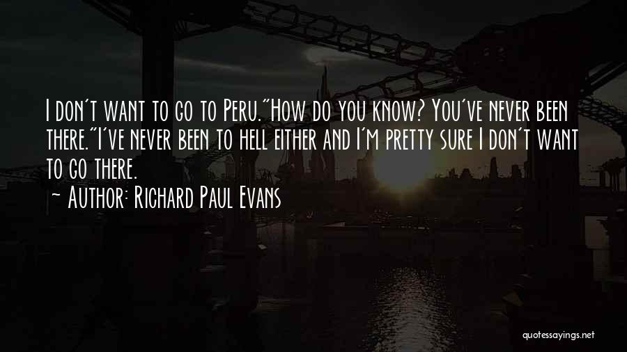 Richard Paul Evans Sunflower Quotes By Richard Paul Evans