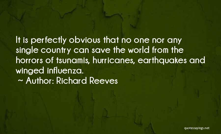 Richard Reeves Quotes 125145