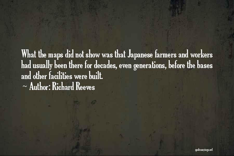 Richard Reeves Quotes 321837