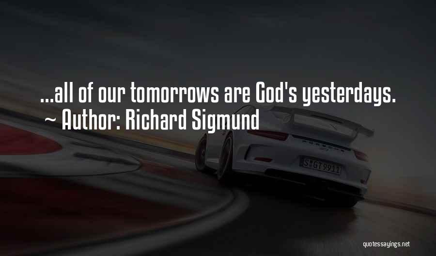 Richard Sigmund Quotes 1693342