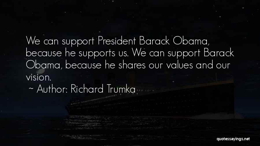 Richard Trumka Quotes 1398324