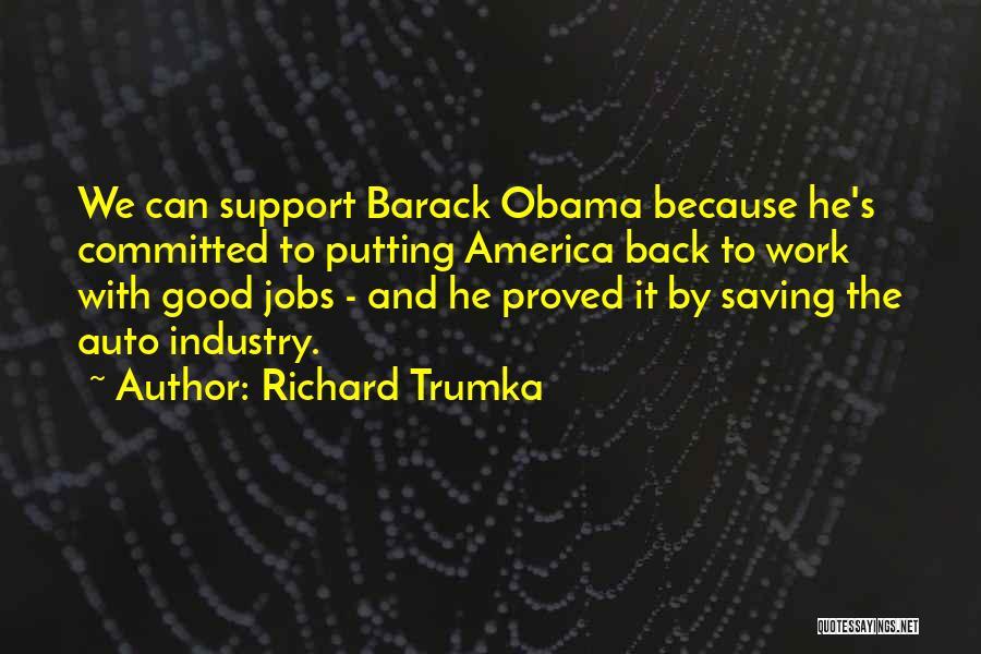 Richard Trumka Quotes 1650931