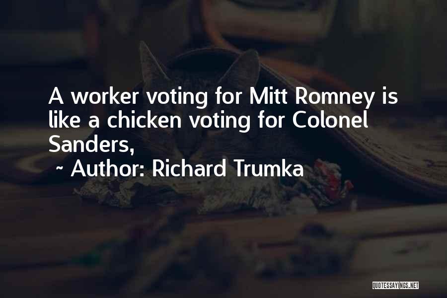 Richard Trumka Quotes 1819116