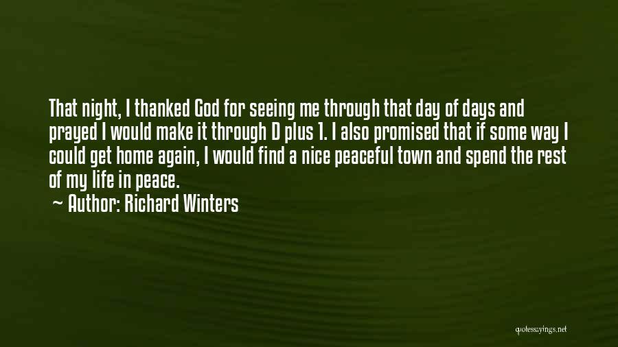 Richard Winters Quotes 648515