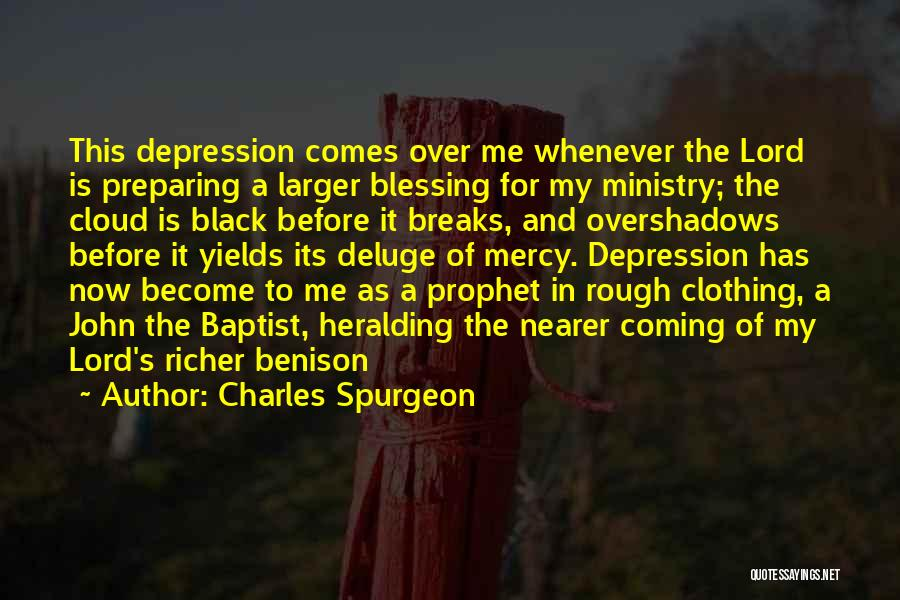 Richer Quotes By Charles Spurgeon