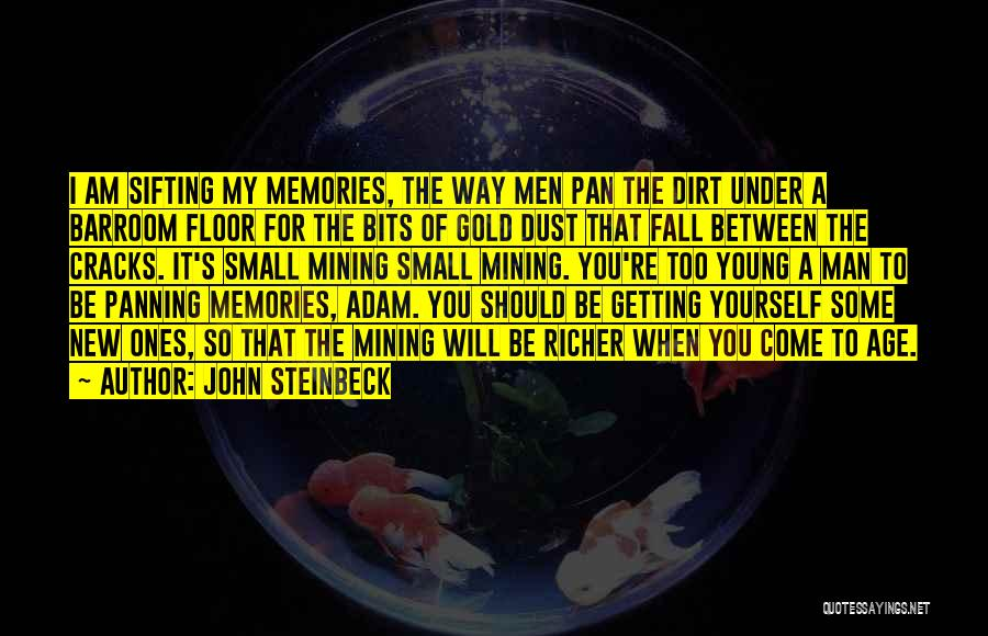 Richer Quotes By John Steinbeck