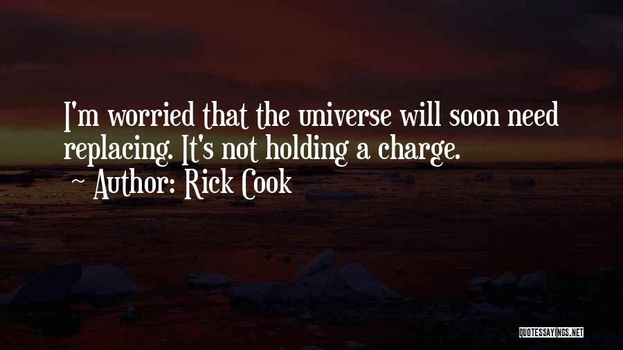 Rick Cook Quotes 1169022
