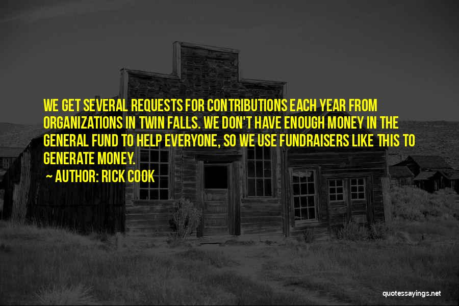 Rick Cook Quotes 512985