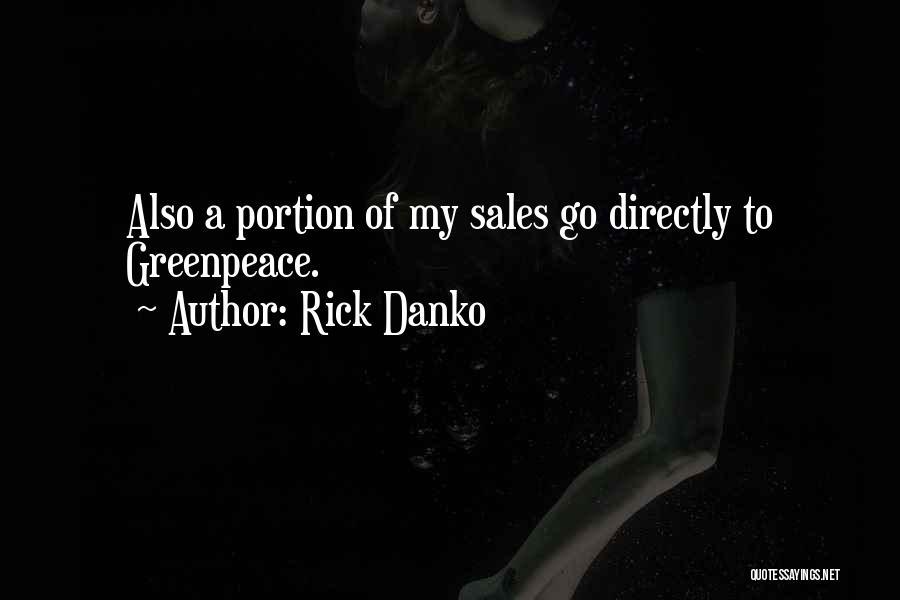 Rick Danko Quotes 2135424