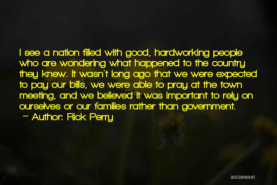 Rick Perry Quotes 1610143