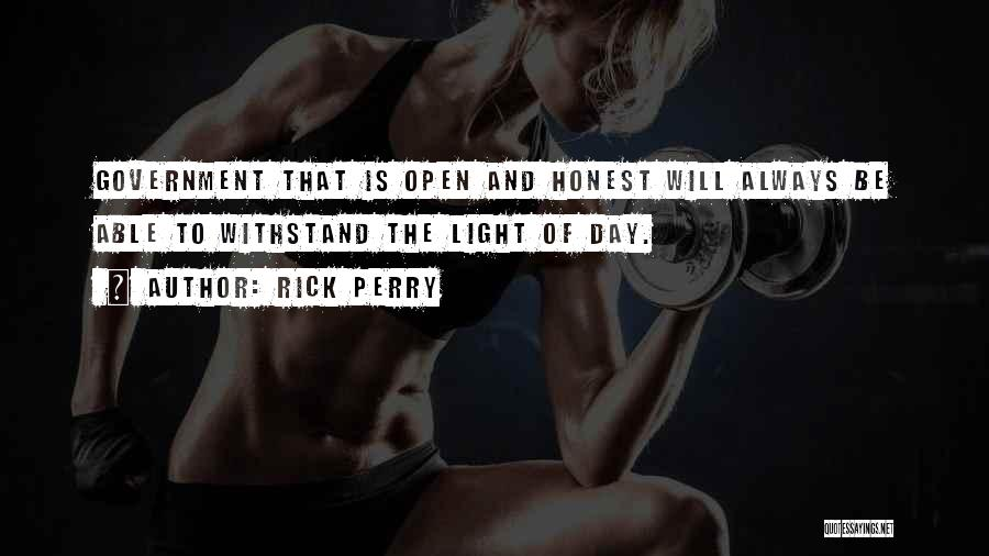 Rick Perry Quotes 340632
