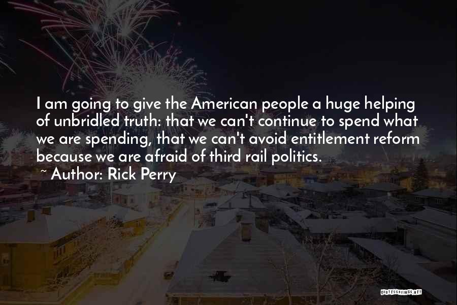 Rick Perry Quotes 529470