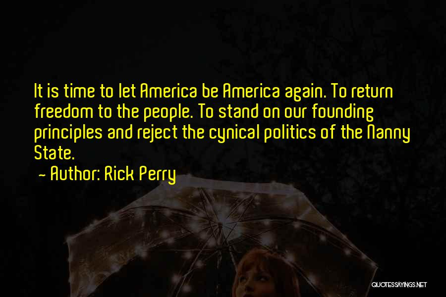 Rick Perry Quotes 660449