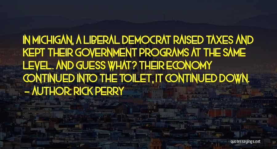 Rick Perry Quotes 694043