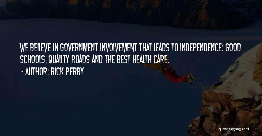 Rick Perry Quotes 732288