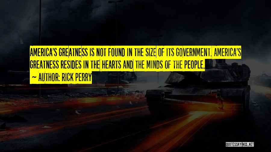 Rick Perry Quotes 736893