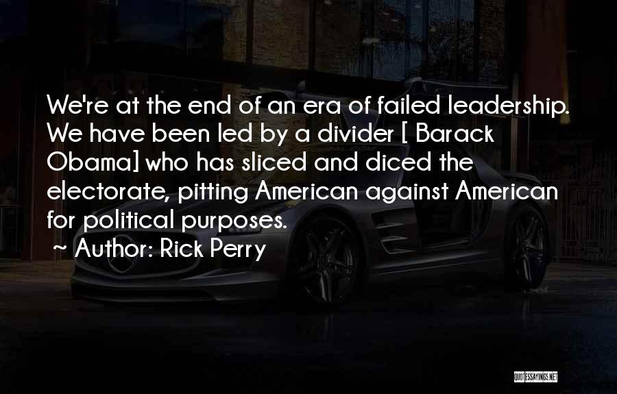 Rick Perry Quotes 828970