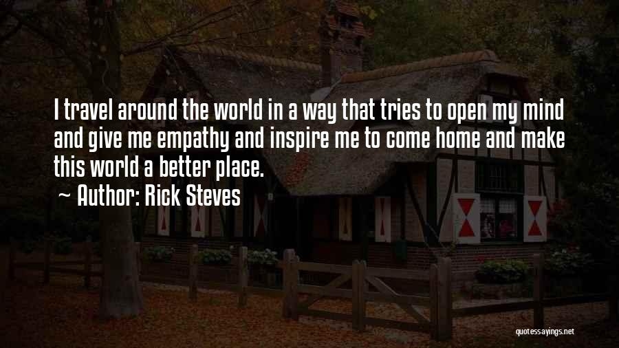 Rick Steves Quotes 1775143