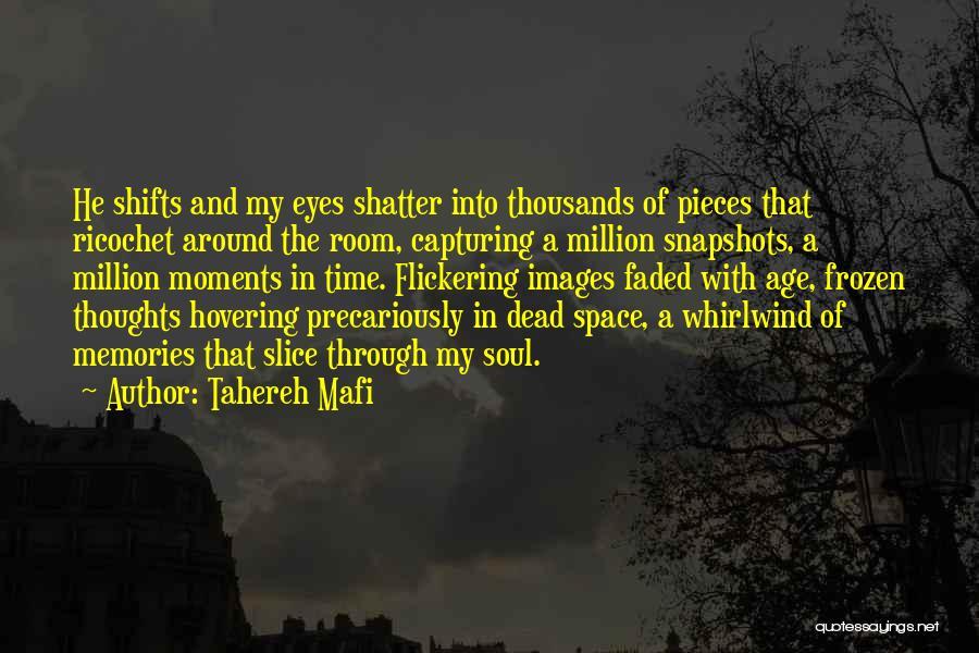 Ricochet Quotes By Tahereh Mafi
