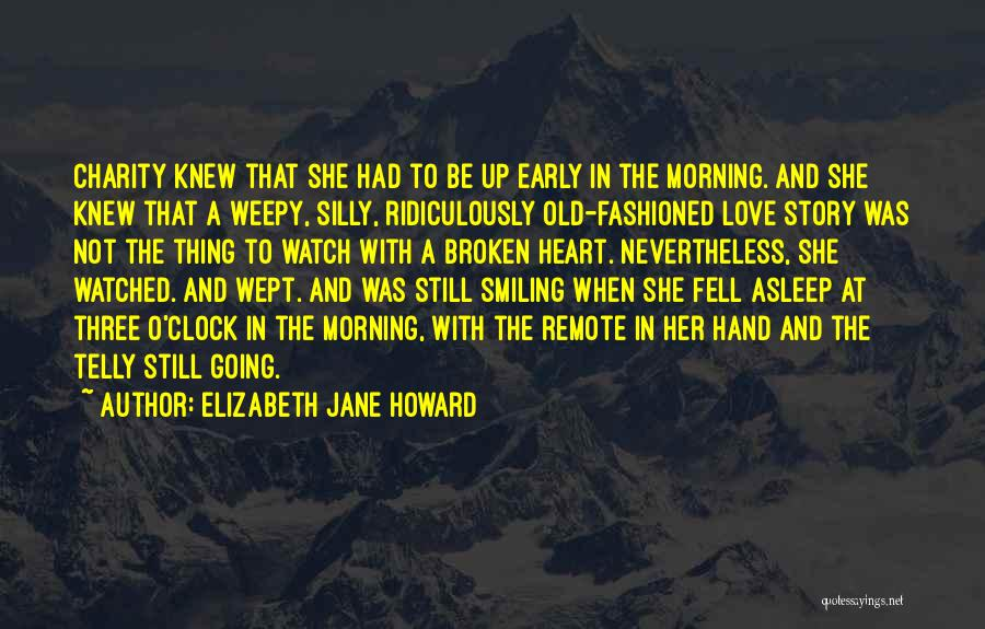 Ridiculously Silly Quotes By Elizabeth Jane Howard