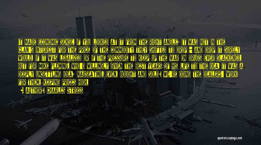 Right Angle Quotes By Charles Stross
