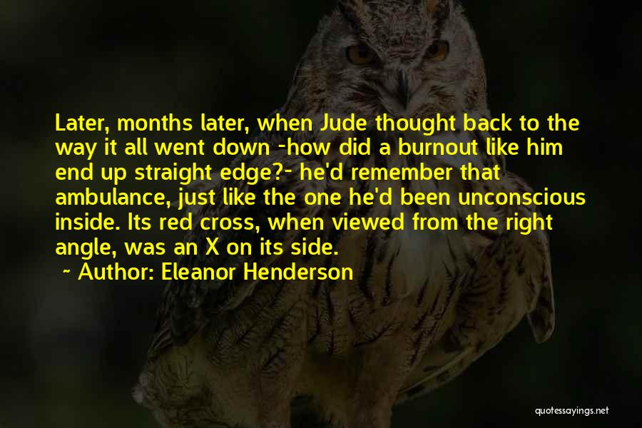 Right Angle Quotes By Eleanor Henderson